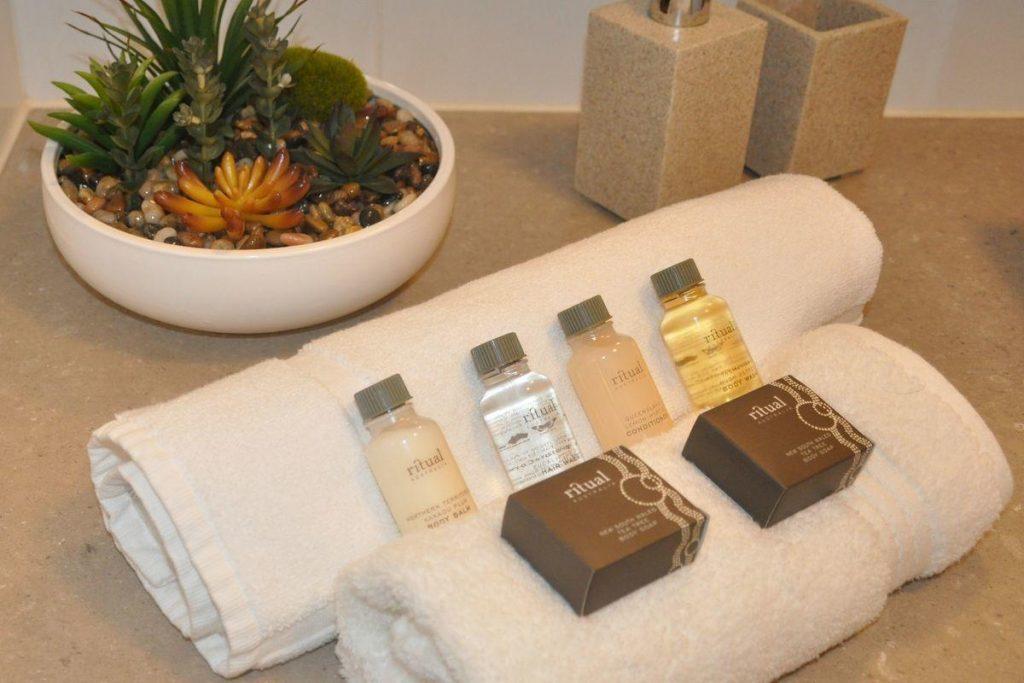 Bathroom Toiletries of South Yarra Stays Accommodation