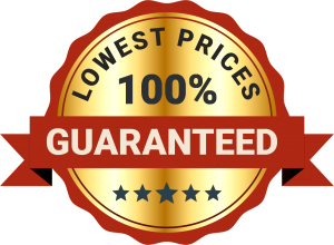 Lowest Price Guarantee Logo | South Yarra Stays